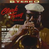 Clark Terry: MORE + TREAD YE LIGHTLY (2 LPS ON 1 CD)