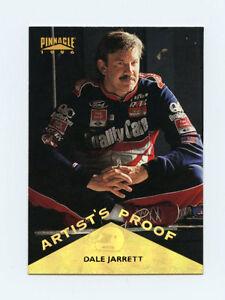 DALE JARRETT 1996 96 PINNACLE ARTIST PROOF PARALLEL INSERT CARD #13 AP RARE
