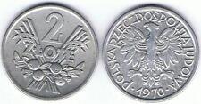 2 Zl 1970 Aehren und Obst Alu RRR