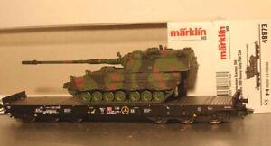 Märklin HO:  48873 Schwerlastwagen Samms 709 Panzerhaubitze  NEU mit OVP