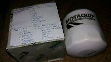 MOTAQUIP  VFL150 OIL FILTER Fiat, Alfa Romeo, Nissan & many more