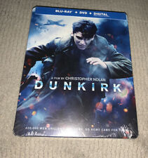 Dunkirk Blu-ray/DVD Limited Edition Steelbook