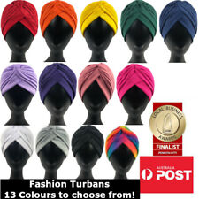 Women's Fashion Turbans Head Scarf Stretch Chemo Bandana Head Wrap