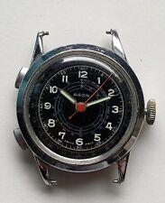 Vintage Argon Military Telemeter Chronograph Watch Movement to repair
