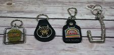 Vintage Keychains Jane Las Vegas Cancer Horoscope Dice Southwestern lot of 4