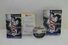 007 EVERYTHING OR NOTHING JPN - Nintendo GameCube - NGC - JP
