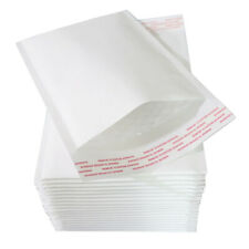 Kraft Bubble Mailers Self Sealing Padded Shipping Envelopes 50pcs White