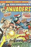 Invaders (1975 series) #3 in Very Fine condition. Marvel comics [*8y]