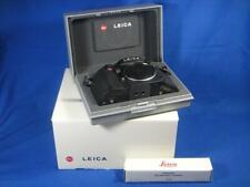 New listing Leica R8 Black Film Camera Body with Original Box & Papers