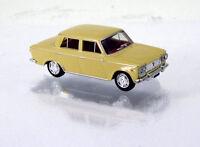 Brekina 22302 Fiat 1300 Limousine beige Drummer Scale 1 87 OVP NEU