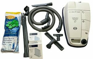 SEBO Airbelt C3.1 Canister Vacuum Cleaner. Germany Quality, Extra Filters/Bags