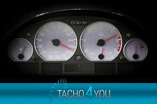 Tachoscheiben für BMW 300 kmh Tacho E46 Diesel M3 ALU 3325 Tachoscheibe km/h