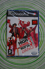 High school musical 3 dance! ps2 pal NUOVO