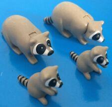 PLAYMOBIL Waldtiere Waschbär Waschbärenfamilie