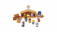 Fisher-Price Little People Nativity Play Set, 14 Figures