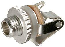 Goobay Klinkeneinbaubuchse - 2,5 mm - mono 1Paar