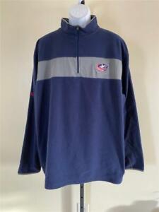 New Columbus Blue Jackets Mens Size 2XL Blue Sweater