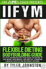 Flexible Dieting Food Bodybuilding Muscle Fitness Shredded Book Health Weight