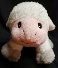 ORVIS Baby Lamb Sheep Floppy White Plush Stuffed Animal