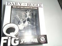 Qfig Marvel Spider-man Loot Crate Exclusive Daily Bugle We-Slinger Figure