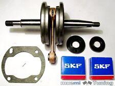 Tuning Kurbelwelle Hercules Prima GT GX Supra Sachs 506 Motor 12mm Lager SKF 3 B