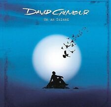 DAVID GILMOUR On An Island CD BRAND NEW Digibook Sleeve