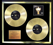 2PAC R U STILL DOWN DOUBLE ALBUM CD GOLD DISC FREE POSTAGE!!