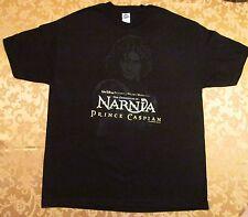 The Chronicles of Narnia Prince Caspian T-shirt Mens XL 100% cotton