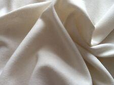 Noil silk dress fabric light beige colour £5,99 per 1/2m 1.14m wide, 100% silk