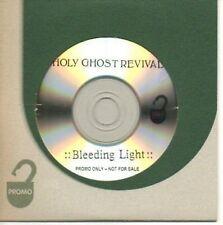 (AN260) Holy Ghost Revival, Bleeding Light - DJ CD