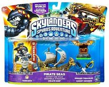 Skylanders Spyros Adventure Giants TERRAFIN PIRATE SEAS BATTLE PACK Swap Force