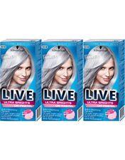 Schwarzkopf Silver Permanent Hair Colourants