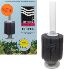 Hydro Sponge Filter 3 PRO; Patented Aquarium Filters, ATI/AAP Authorized Seller