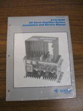 Gettys, Gould, Aeg, Elwood. N360 A121 Dc Servo Amp Manual