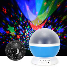 Baby Star Lights Projector Wivarra Night Light 3 Mode 360 Degree Rotating Lamp