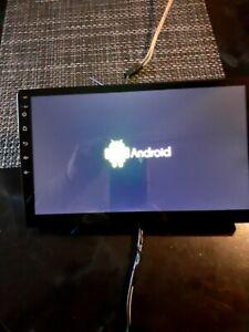 10 inch android car radio