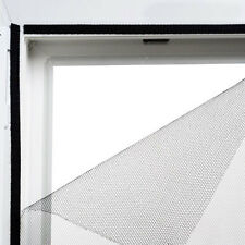 Lot De 1 Moustiquaire Fenêtre Fixation Magneto Mesh Screen Design Neuf