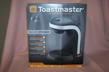Toastmaster Single Serve Coffee Maker w/ Removable Drip Tray Model #TM 680CM NIB