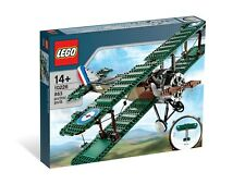 Lego 10226 Exclusive Sopwith Camel + Polybag 40049 New Packaging New Misb