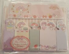 Sanrio My Melody Sticky Notes Page Marker Tabs