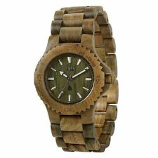 WeWood Wood Wristwatches