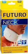 FUTURO Soft Cervical Collar Neck, Adjustable 1 ea