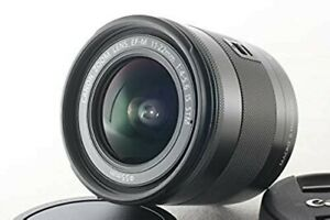 USED Boxed Canon EF-M 11-22mm F4-5.6 IS STM Lens Fast Shipping From Japan