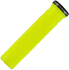 Lizard Skins Danny Macaskill Lock-On MTB Mountain Bike MTB Grips - Neon