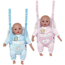 ADORABLE GIGGLE TWINS BOY AND GIRL WITH CARRIERS , PACIFIERS,  SNUGGLY SOFT