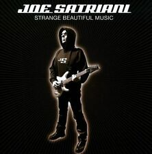 Strange Beautiful Music by Joe Satriani (CD, Jun-2002, Epic BMG)
