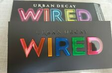 Urban Decay Wired Pressed Pigment Palette  NEW IN BOX retails $39