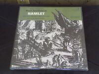 Paul Scofield in Hamlet Shakespeare Recording 4 LP Records Box Set STILL SEALED