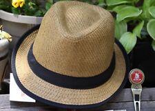 Men's Matte Toyo-Fedora Tea One Great Hat - Large