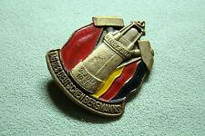 DDR Abzeichen - Tag des Deutschen Bergmanns - 1955 - Glück auf